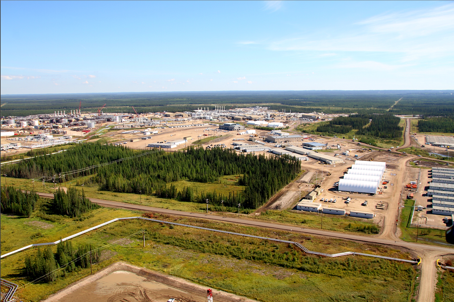 Cenovus Foster Creek Oil Sands Project